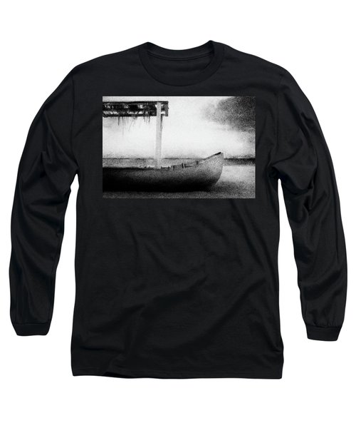 Boat Long Sleeve T-Shirt by Celso Bressan