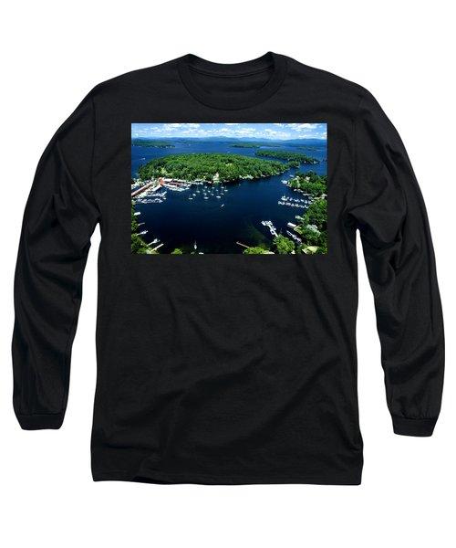 Boating Season Long Sleeve T-Shirt