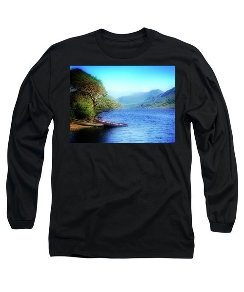 Boats At Rest Long Sleeve T-Shirt