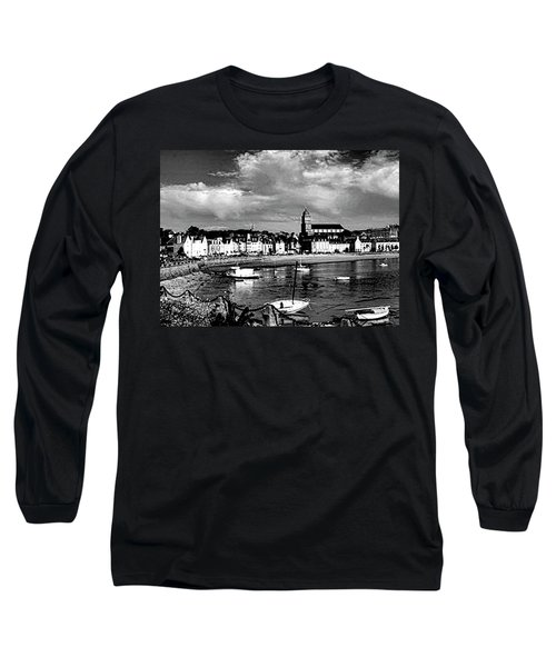 Boats In The Anse Long Sleeve T-Shirt