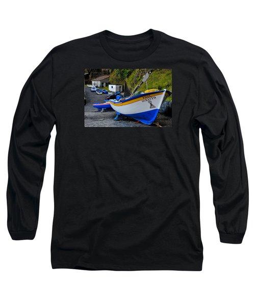Boats,fishing-19 Long Sleeve T-Shirt