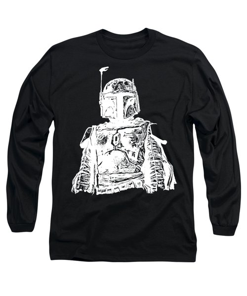 Boba Fett Tee Long Sleeve T-Shirt