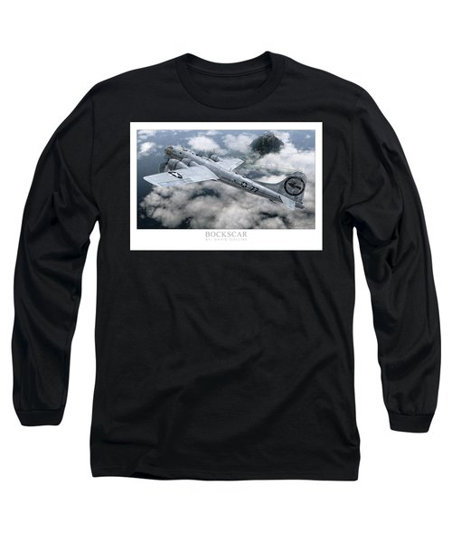 Bockscar  Long Sleeve T-Shirt by David Collins
