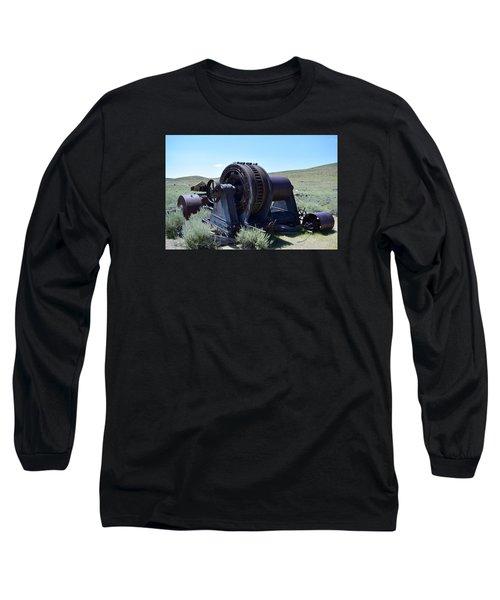 Bodie Generator Long Sleeve T-Shirt