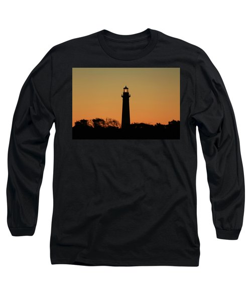 Bodie Light At Sunset Long Sleeve T-Shirt