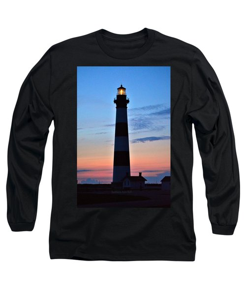 Bodie Lighthouse 7/18/16 Long Sleeve T-Shirt