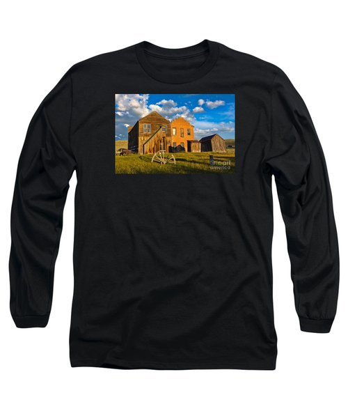 Bodie Near Sunset Long Sleeve T-Shirt