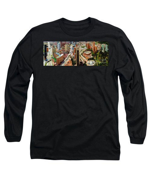 Bogota Colombia Long Sleeve T-Shirt