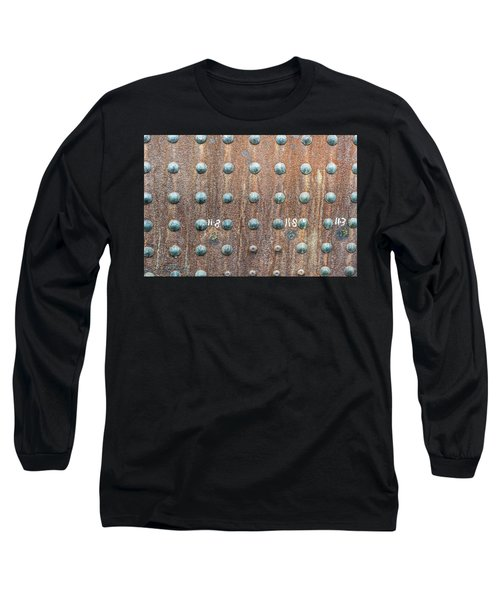 Boiler Rivets Long Sleeve T-Shirt