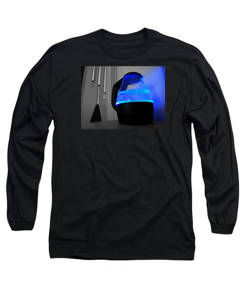 Boiling Blue Long Sleeve T-Shirt