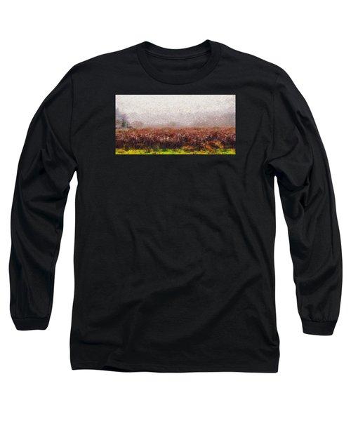 Boiling Field Long Sleeve T-Shirt