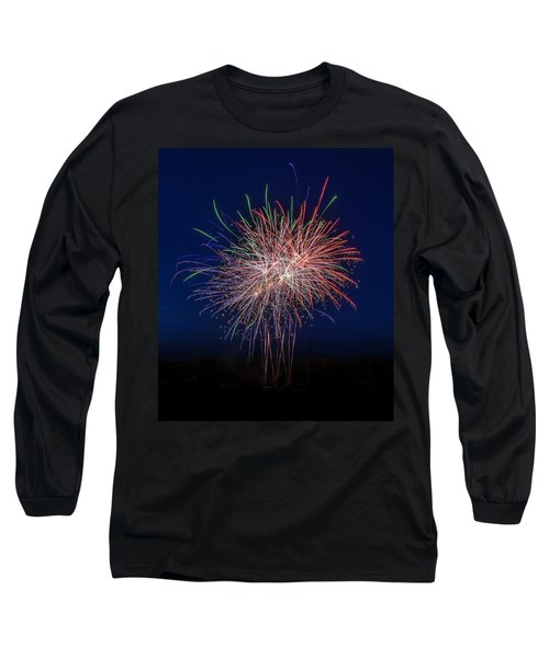 Bombs Bursting In Air Long Sleeve T-Shirt