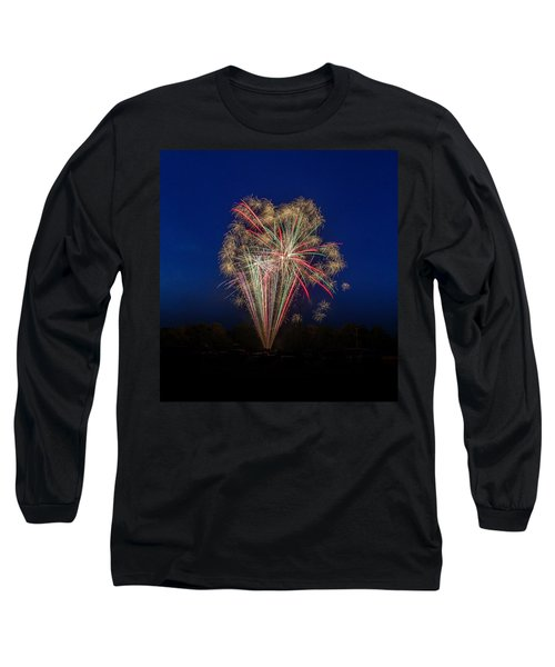 Bombs Bursting In Air II Long Sleeve T-Shirt