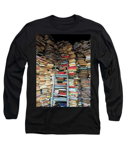 Books For Sale Long Sleeve T-Shirt