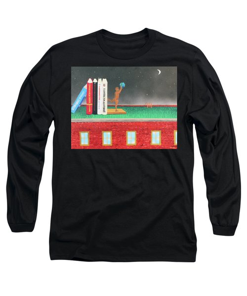 Books Of Knowledge Long Sleeve T-Shirt