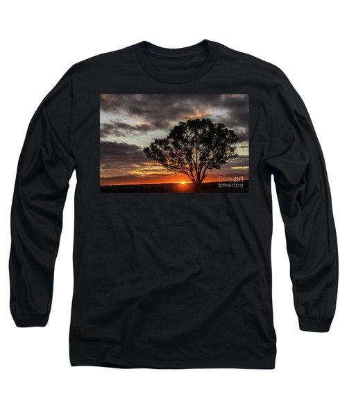 Boorowa Sunset Long Sleeve T-Shirt