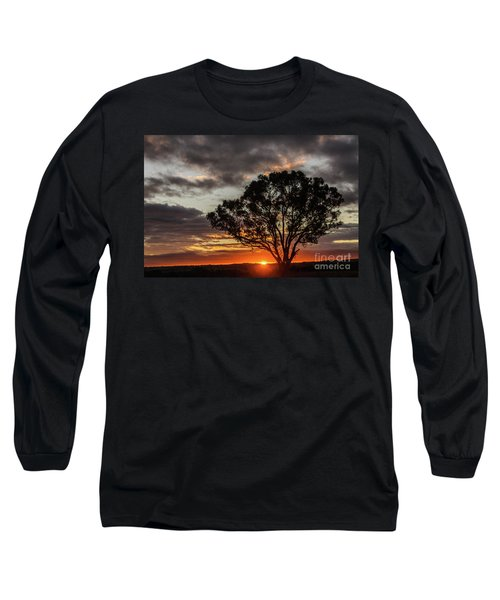 Boorowa Sunset Long Sleeve T-Shirt