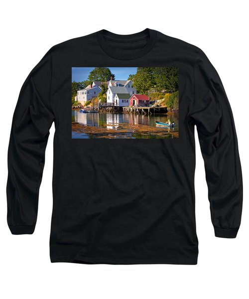Boothbay  Maine Long Sleeve T-Shirt