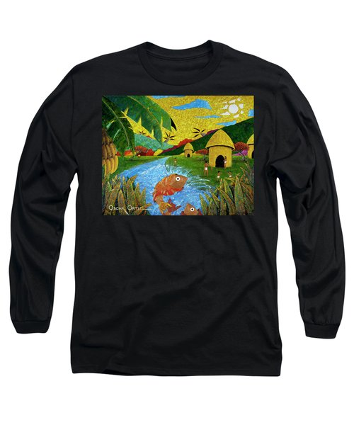 Boriken Long Sleeve T-Shirt