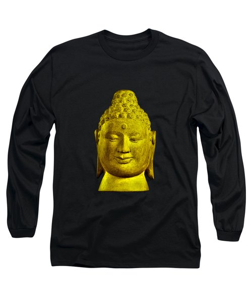 Borobudur Gold  Long Sleeve T-Shirt