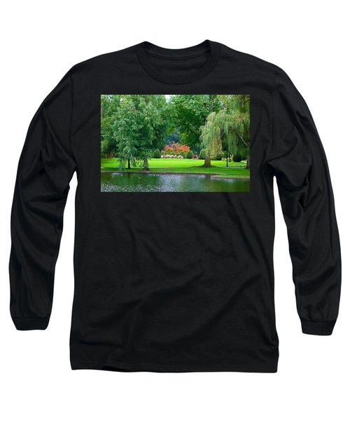 Boston Common Study 3 Long Sleeve T-Shirt