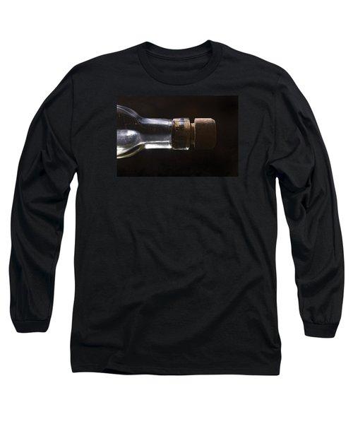 Bottle And Cork-1 Long Sleeve T-Shirt