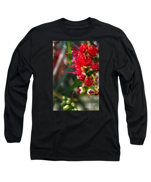 Bottlebrush Long Sleeve T-Shirt