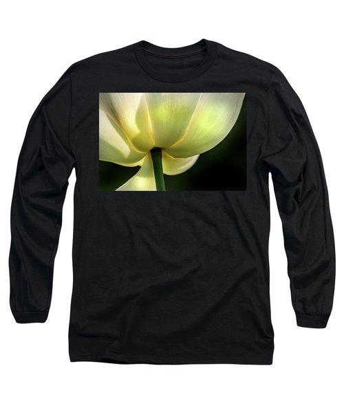 Bottom Of Lotus Long Sleeve T-Shirt