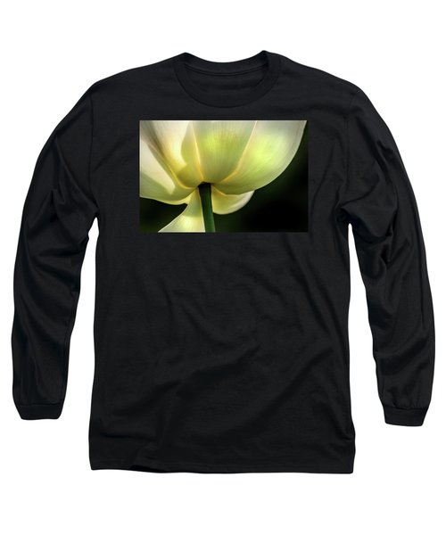 Bottom Of Lotus Long Sleeve T-Shirt