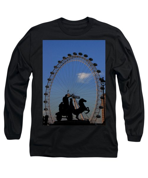 Boudicca's Eye Long Sleeve T-Shirt