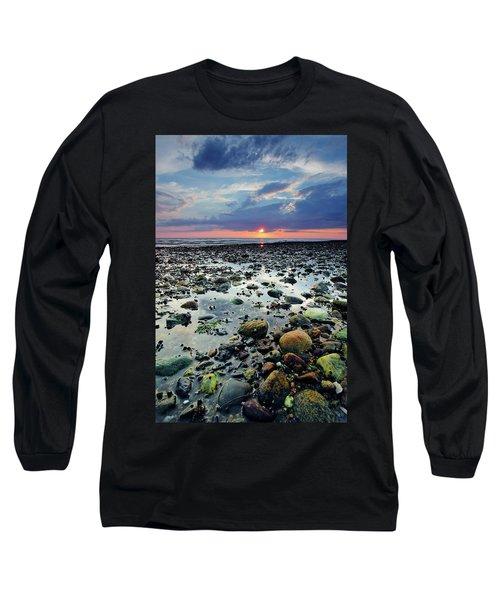 Bound Brook Sunset II Long Sleeve T-Shirt