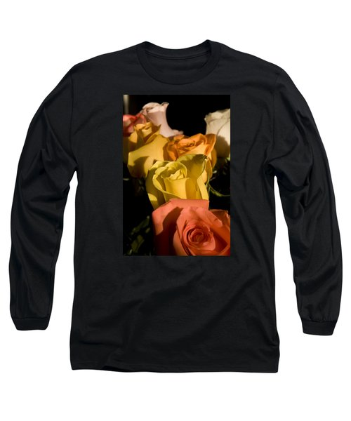 Bouquet In Line Long Sleeve T-Shirt