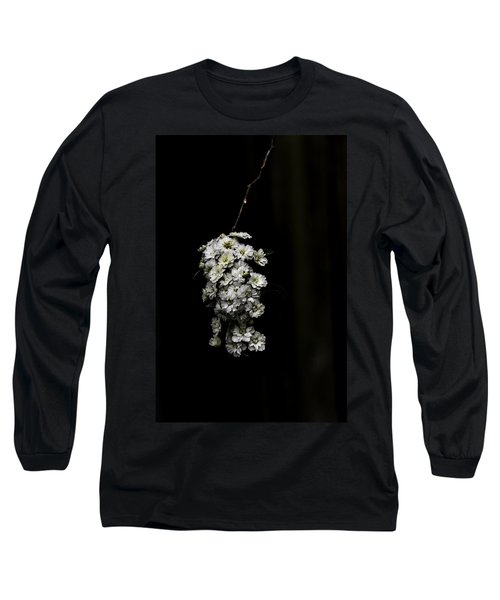 Bouquet Of White Long Sleeve T-Shirt