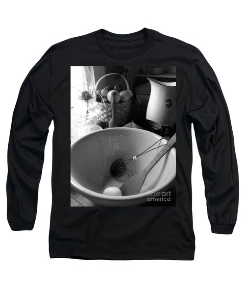 Long Sleeve T-Shirt featuring the photograph Bowl by Brian Jones
