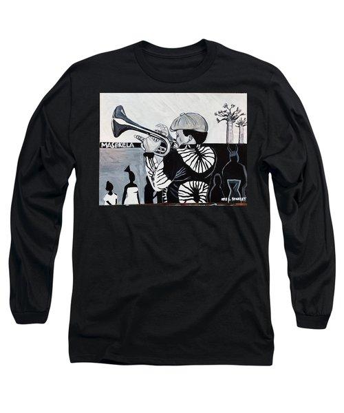 Bra Hugh Masekela Long Sleeve T-Shirt