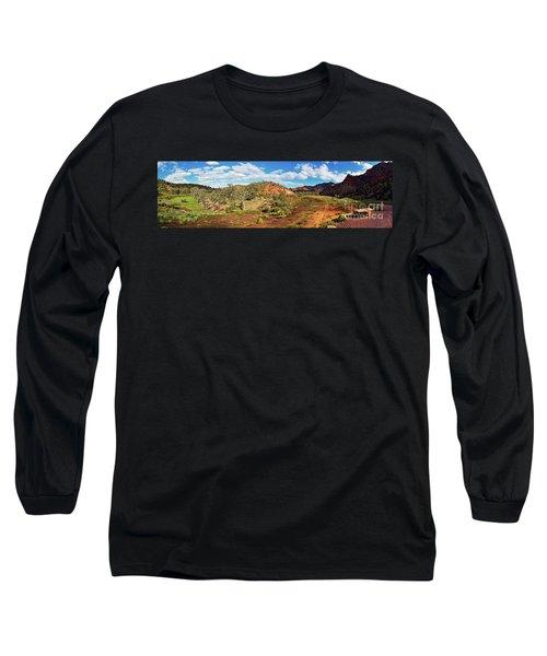 Bracchina Gorge Flinders Ranges South Australia Long Sleeve T-Shirt