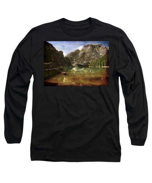 Braies Lake Long Sleeve T-Shirt