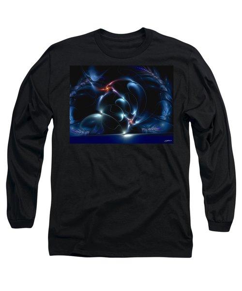 Brain Dancing Long Sleeve T-Shirt