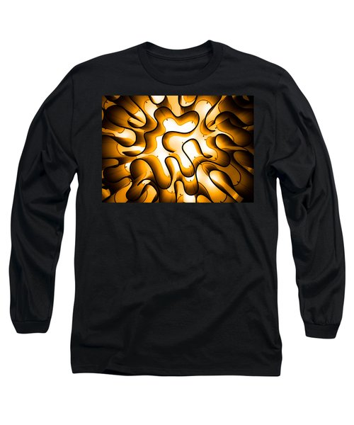 Brain Lighting Long Sleeve T-Shirt