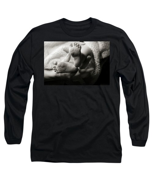 Brand New Toes Long Sleeve T-Shirt