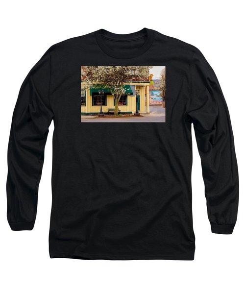 Brass Cat Pub Easthampton Long Sleeve T-Shirt