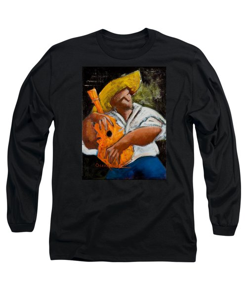Bravado Alla Prima Long Sleeve T-Shirt by Oscar Ortiz