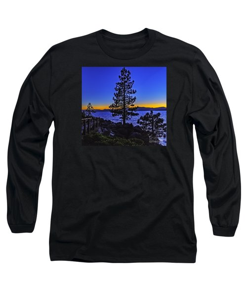 Long Sleeve T-Shirt featuring the photograph Breaking The Rules by Nancy Marie Ricketts