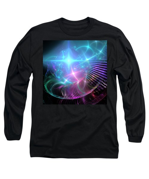 Breaking Through The Portal Long Sleeve T-Shirt