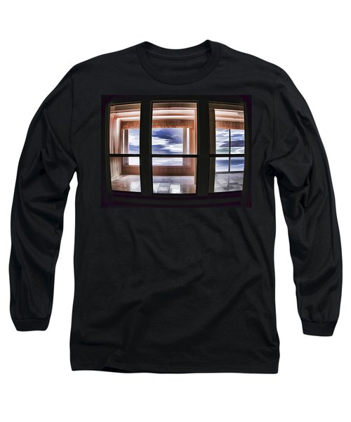 Breathing Space Long Sleeve T-Shirt