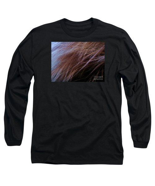 Long Sleeve T-Shirt featuring the photograph Breeze by Vanessa Palomino