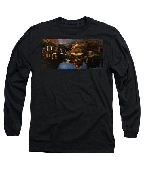 Bridge Cottage Long Sleeve T-Shirt