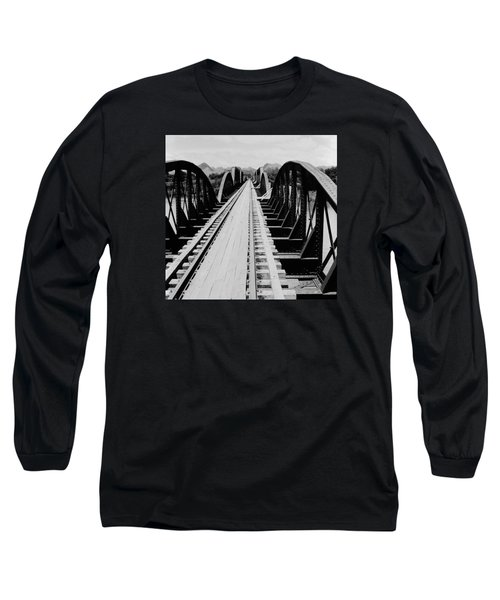 Bridge On The River Kwai Long Sleeve T-Shirt