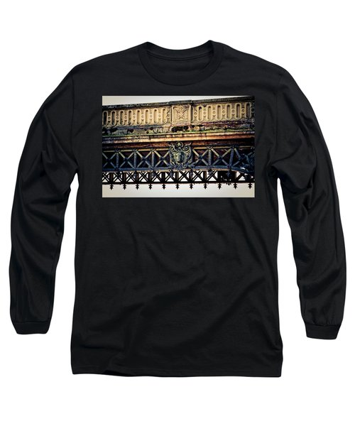 Bridge Ornaments In Germany Long Sleeve T-Shirt