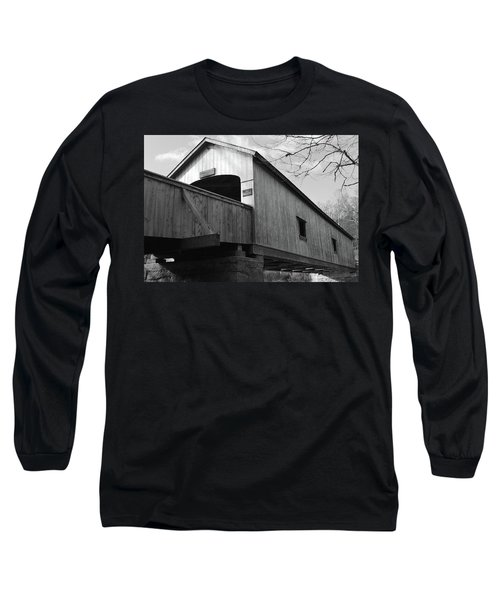 Bridge Over Troubled Water Long Sleeve T-Shirt